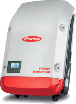Natural Solar - Fronius inverter image