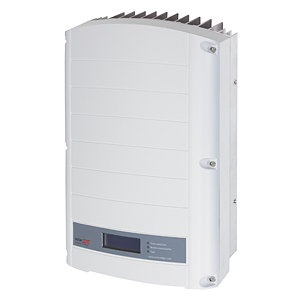 Natural Solar - SolarEdge inverter image