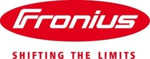 Logo Fronius Inversores