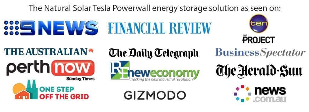 Powerwall Battery   Natural Solar