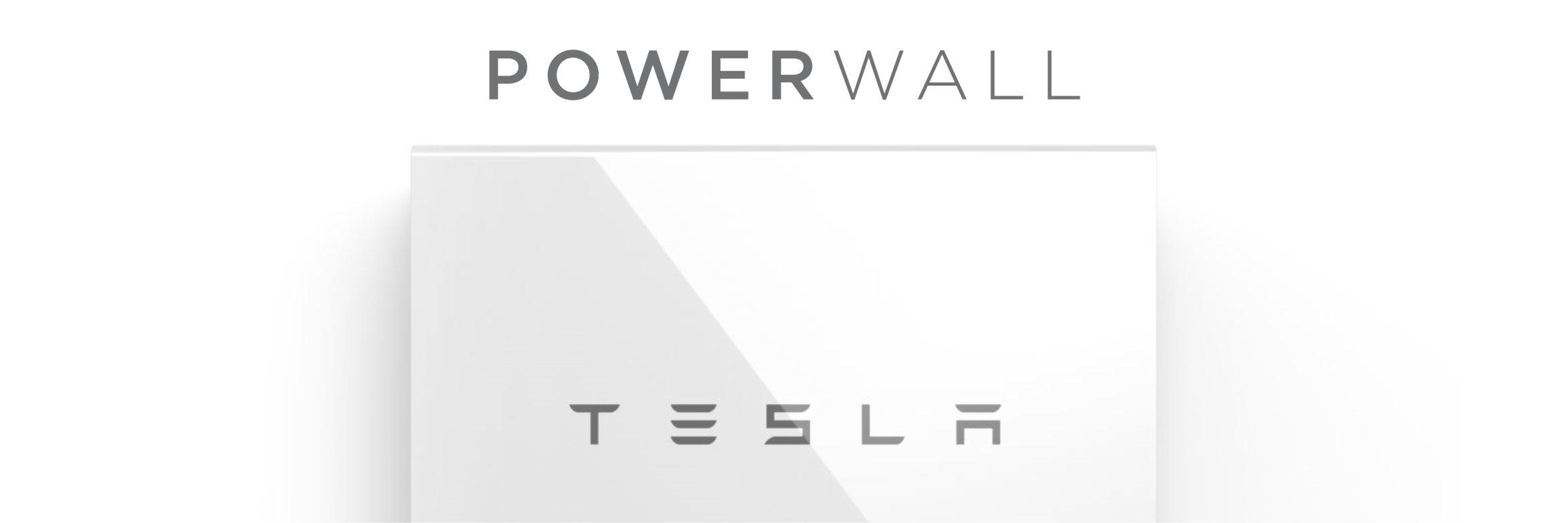 Tesla Powerwall 2 from Natural Solar