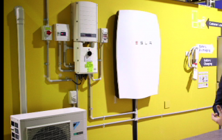 Powerwall and SolarEdge Installation