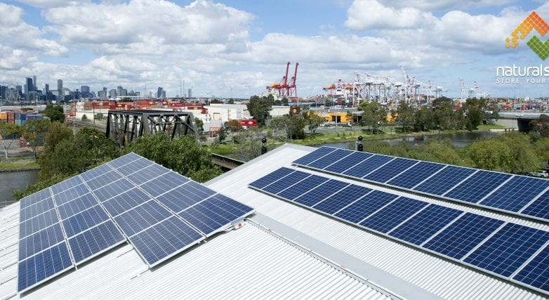 footscray community arts centre - commercial solar by Natural Solar
