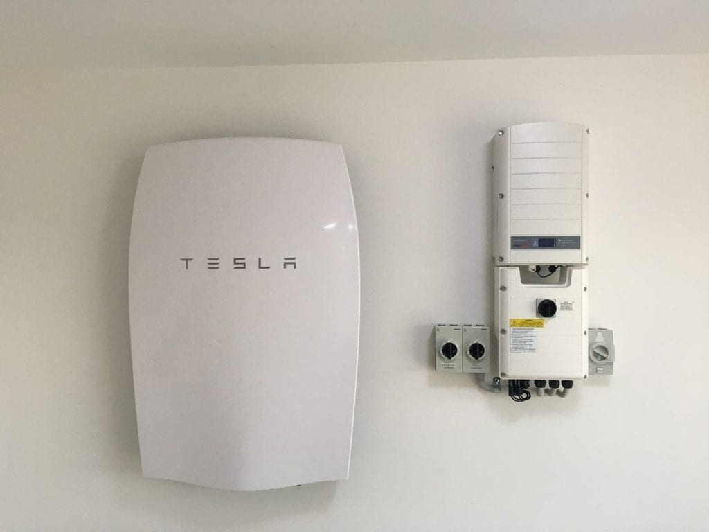 cyclone Debbie tesla powerwall - Natural Solar