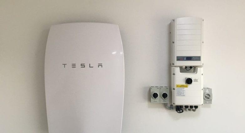 cyclone Debbie tesla powerwall - Natural Solar