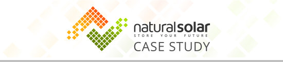 case study header graphic - Natural Solar