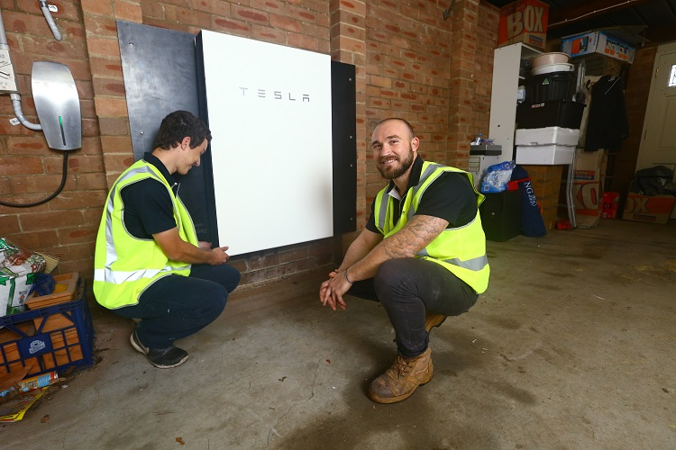 Battery Powered Future Builds In New South Wales First