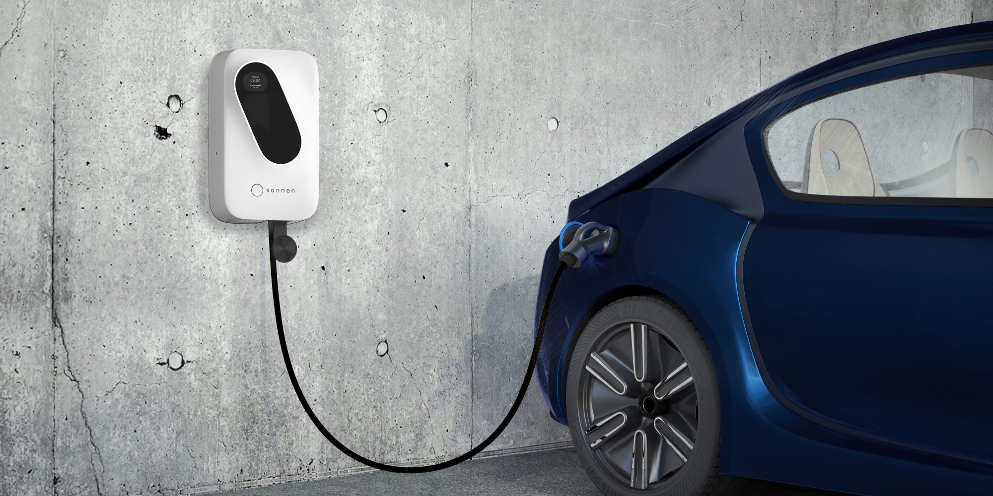 The sonnen EV Car Charger
