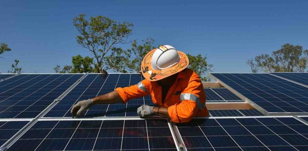 Victorian Solar Panel Rebate Installation