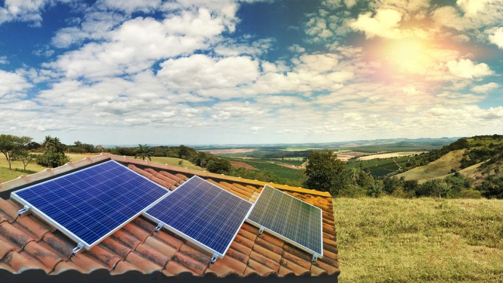 Solar Panels from Natural Solar