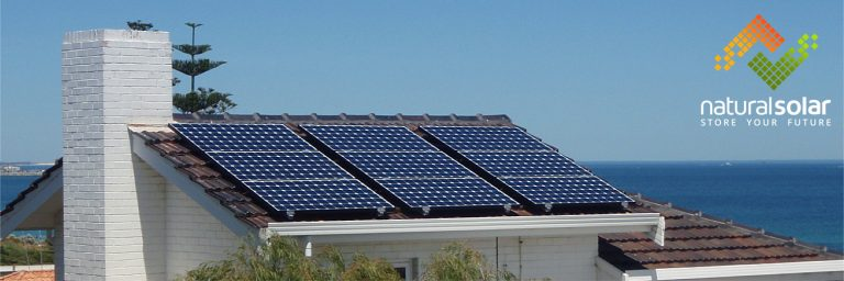 Solar panels in Port Macquarie